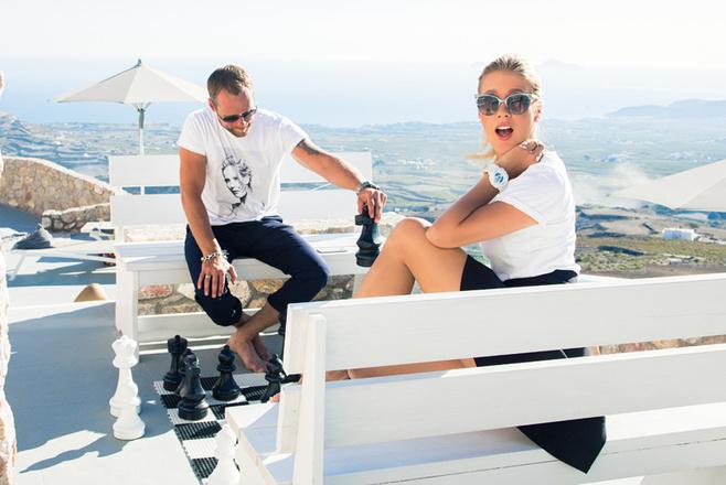 Лена Летучая и Юрий Анашенков: фото