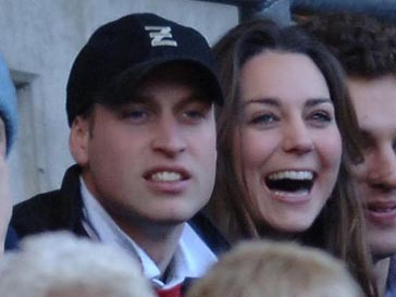 Принц Уильям (Prince William) и Кейт Миддлтон (Kate Middleton)