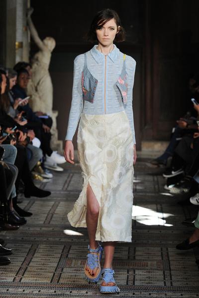 Неделя моды в Париже: день четвертый | галерея [3] фото [6]