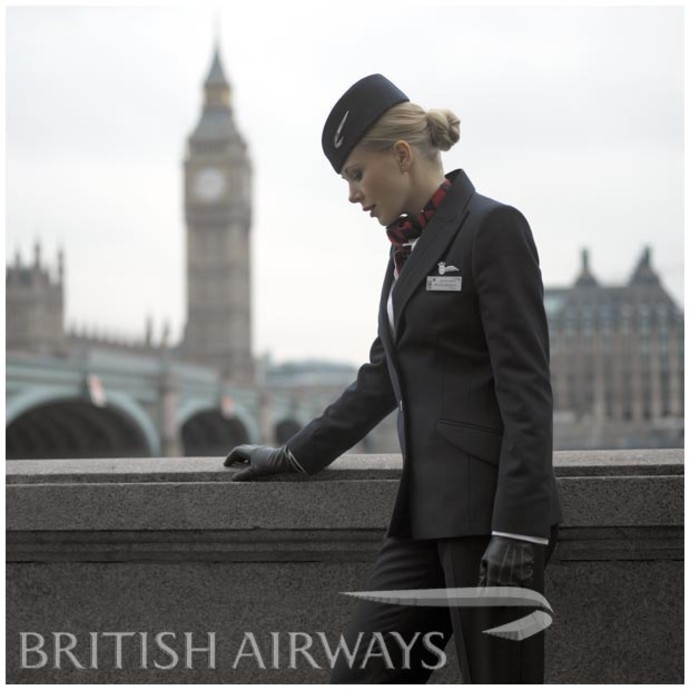����� ���������� ���� British Airways