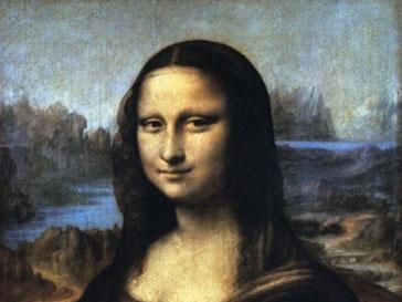 Мона Лиза подозрительно похожа на молодого друга Да Винчи