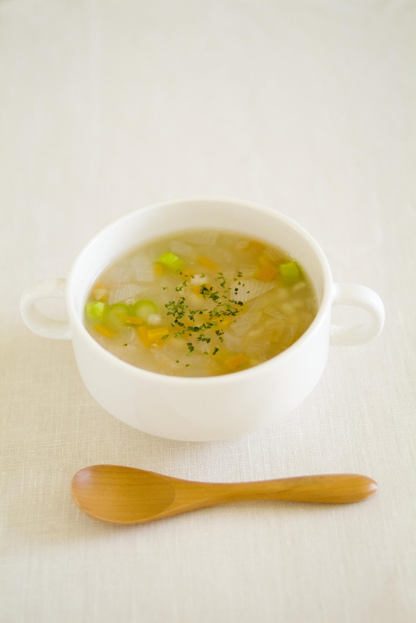 Рыбный суп с пшеном рецепт пошагово в