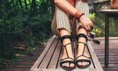 Идеальная обувь на лето: 11 пар красивых сандалий
