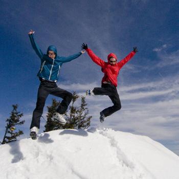 На горные лыжи или сноуборд можно и вовсе не вставать – достаточно гулять и дышать свежим воздухом.
