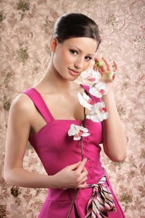 Анна Елгина, «Мисс Кузбасс-2006»