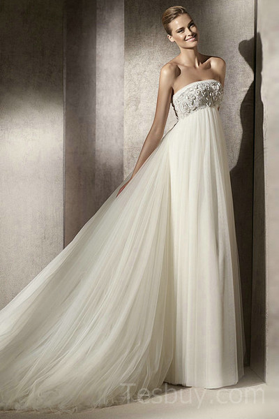 Свадебные платья для беременных невест | галерея [1] фото [4]