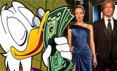 На чужом горе: кто и как зарабатывает на разводе Джоли и Питта