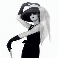 Одри Хепберн в «Завтраке у Тиффани»