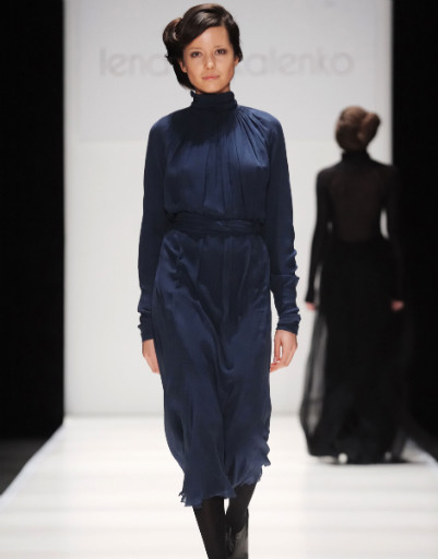 Mercedes-Benz Fashion Week Russia: Lena Tsokalenko, осень-зима 2012/13