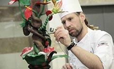 Иркутянин занял второе место на конкурсе кондитерского мастерства