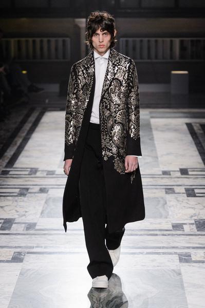 Неделя мужской моды в Лондоне: главные показы   галерея [1] фото [5]