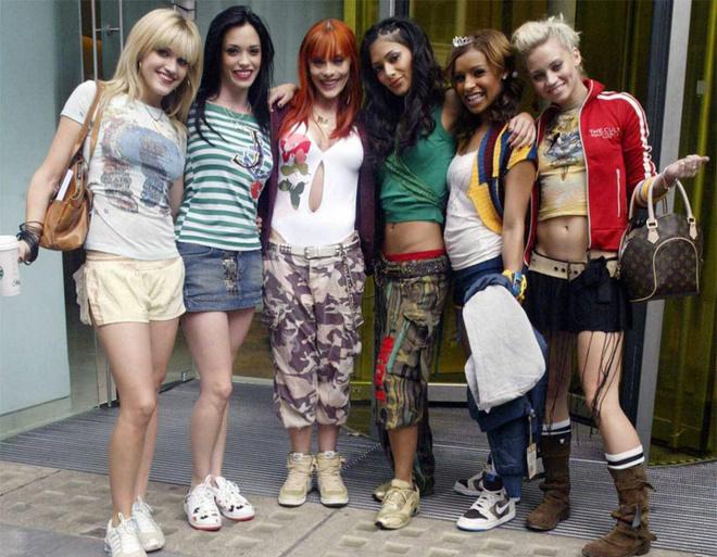 Pussycat Dolls в нынешнем составе