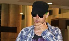 Джаред Лето избил фотографа в аэропорту