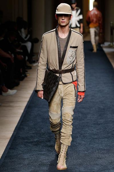 Неделя мужской моды в Париже: лучшие показы | галерея [7] фото [17]