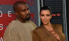 Ким Кардашьян и Канье Уэст: развод отменяется