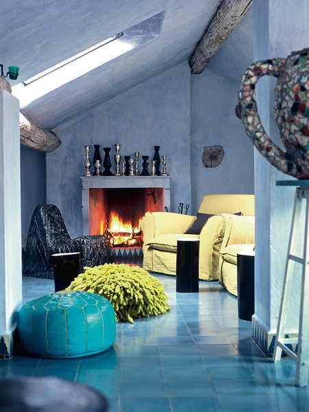 Средиземноморский стиль в интерьере: декор, советы   галерея [1] фото [4]