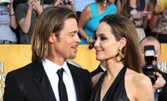Анджелина Джоли и Брэд Питт тайно поженились в Рождество
