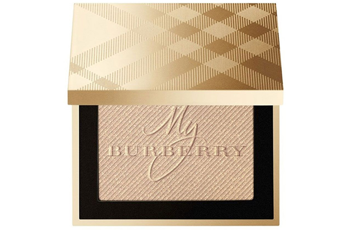 Пудра Burberry Gold Glow