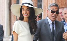 Джордж Клуни рассказал, зачем женился на Амаль