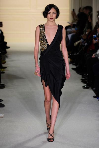 Показ Marchesa на Неделе моды в Нью-Йорке | галерея [1] фото [27]