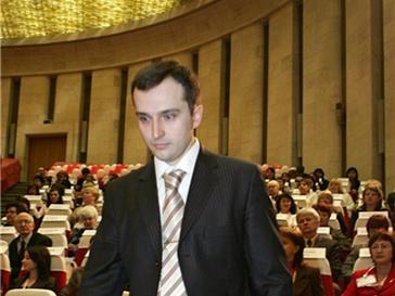Директор департамента налоговой и таможенно-тарифной политики Минфина Сергей Разгулин