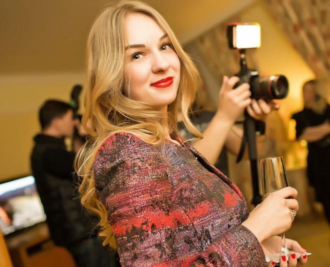 Совладелица первого российского бренда селективной парфюмерии Selection Excellence, парфюмер Мария Борисова.