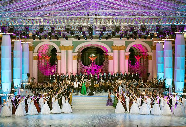 Классика на Дворцовой 2015 концерт