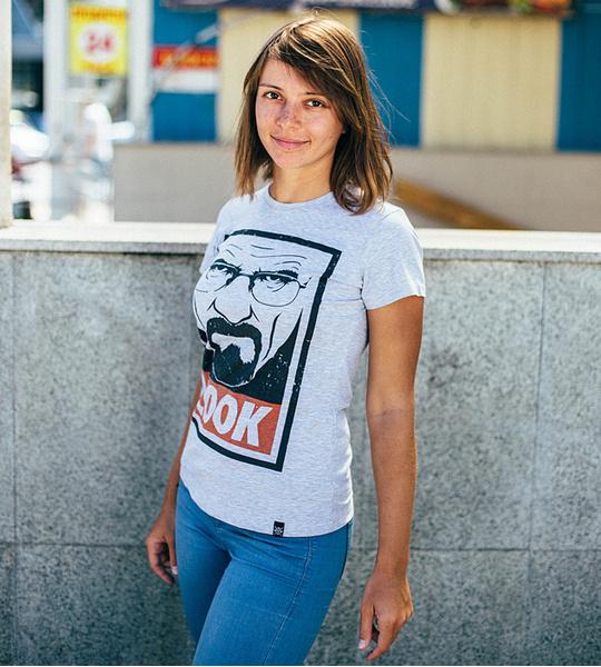 футболки с модным принтом купить