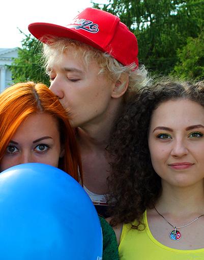 Geek Picnic 2015 в Санкт-Петербурге