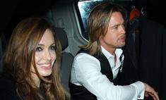 Анджелина Джоли и Брэд Питт поженятся до рождения близнецов