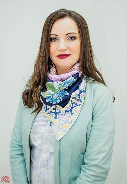 Анастасия Александрова, проект Woman's Day и «Совместные покупки на E1.RU», фото