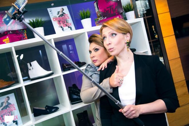 Яна Чурикова создала коллекцию обуви для Betsy