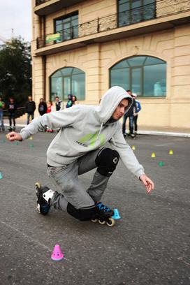 День города в Астрахани 2014