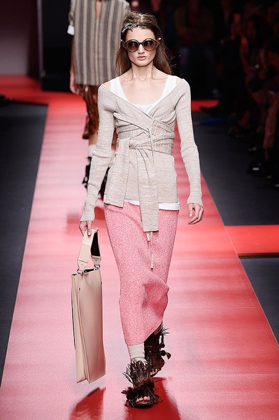 Неделя моды в Милане: день первый   галерея [2] фото [7]