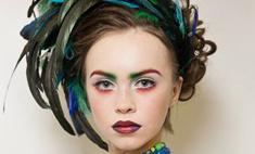 Секреты модного макияжа: акцент на глаза