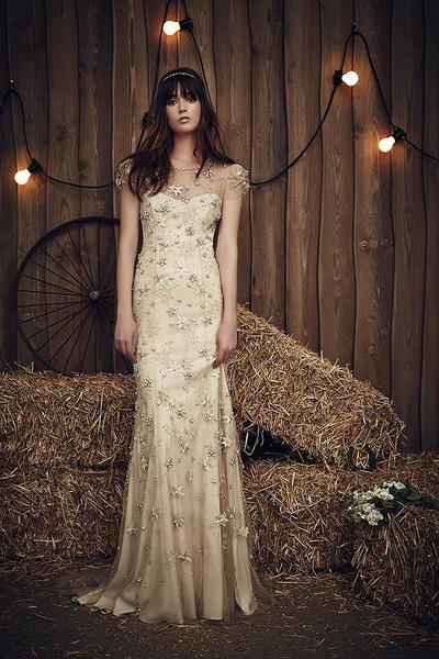 Лучшие коллекции Недели свадебной моды   галерея [6] фото [12]