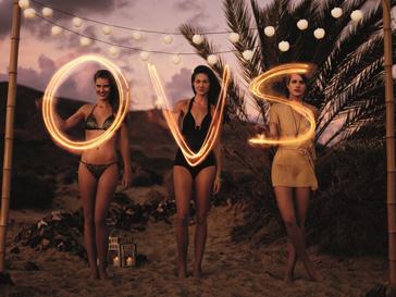 Коллекция купальинков MAUI LOVES OVS лето-2013