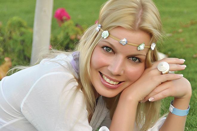 блондинки Самары фото
