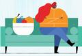 «Почему одни люди едят все подряд и не толстеют, а другие сидят на диетах, занимаются спортом, а все равно толстые?»