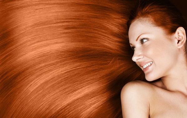 Избавиться от рыжего цвета волос