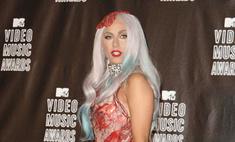 «Мясное платье» Леди ГаГа вызвало сенсацию
