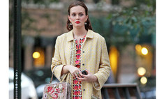 Платья: лучшие модели осени-2012