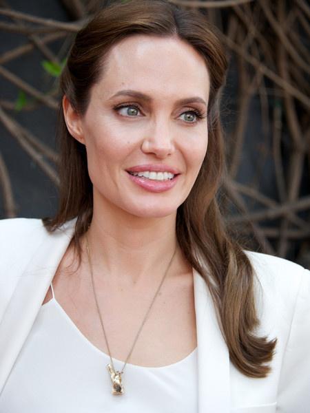 Анджелина Джоли новости 2014