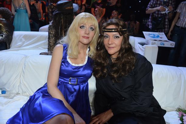 Татьяна Буланова и Натали