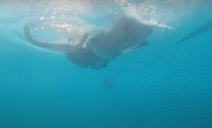 Русские мужики провели опыт: будет ли движок автомобиля работать под водой (видео)