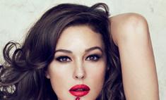 Моника Беллуччи стала лицом Dolce&Gabbana MakeUp