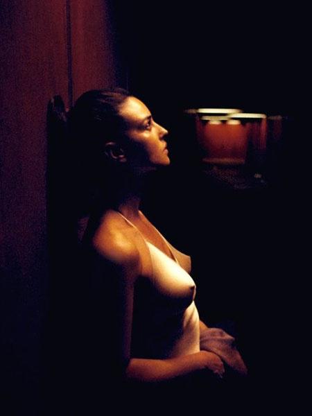 Голые платья. Моника Белуччи
