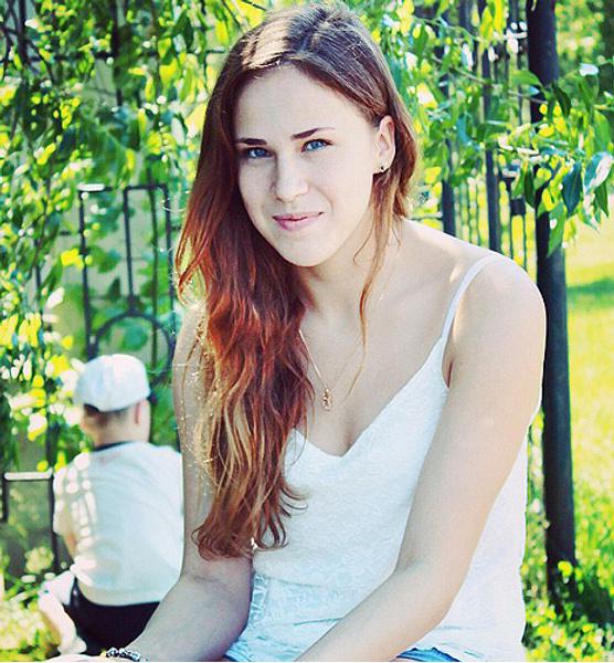Кристина Ильиных, прыжки в воду, фото