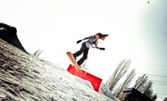 Девочка-экстрим: топ-7 липецких сноубордисток