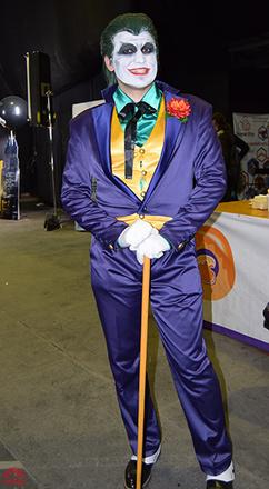 Джокер, комикс-конвент «Готэм», фото